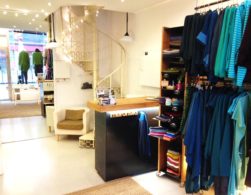maronski Shop Wien